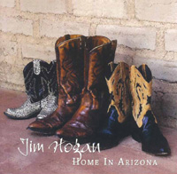 Sons of Orpheus singer Jim Hogan and the Bill Ganz Band: Home in Arizona